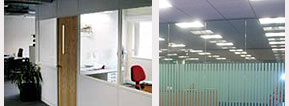 Glass Partitions & Demountables